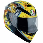 Casque AGV K3 MULTI  BELUGA
