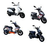 Pièces Scooters ORCAL