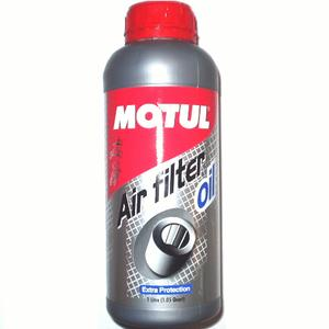 Huile MOTUL air filter oil