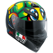 Casque AGV K3 TOP TARTARUGA