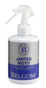 Jantes moto BELGOM spray 250ml