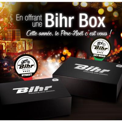 Box Cadeau 2018 BIHR Version Street