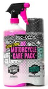 Kit d'entretien MUC-OFF Care Duo Kit