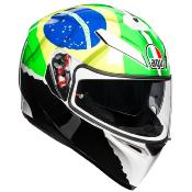 Casque AGV K3 REPLICA MORBIDELLI 2017