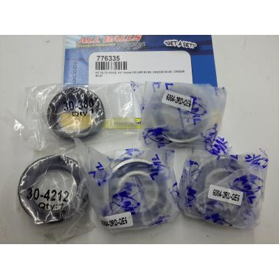 Kit roulements de roue AR ALL BALLS Honda CR125R/250R