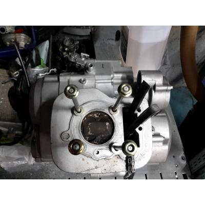 Moteur d'occasion Daelim 125 Roadwin injection